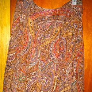 CHAPS  skirt new with size 14